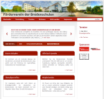 Homepage des Fördervereins