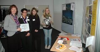 Stellten sich den Fragen des Fachpublikums: Bärbel Lüttig, Bettina Wittkop, Christina Schüller und Heike Otten (v.l.).