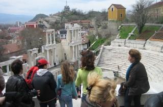 Amphitheater von Plovdiv
