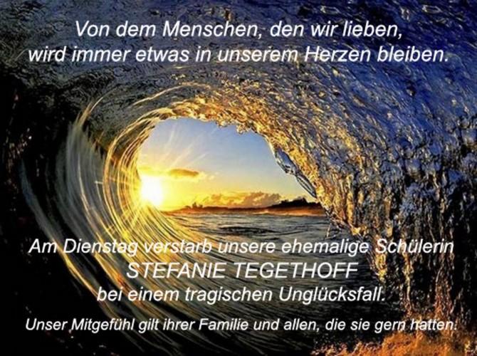Stefanie Tegethoff K