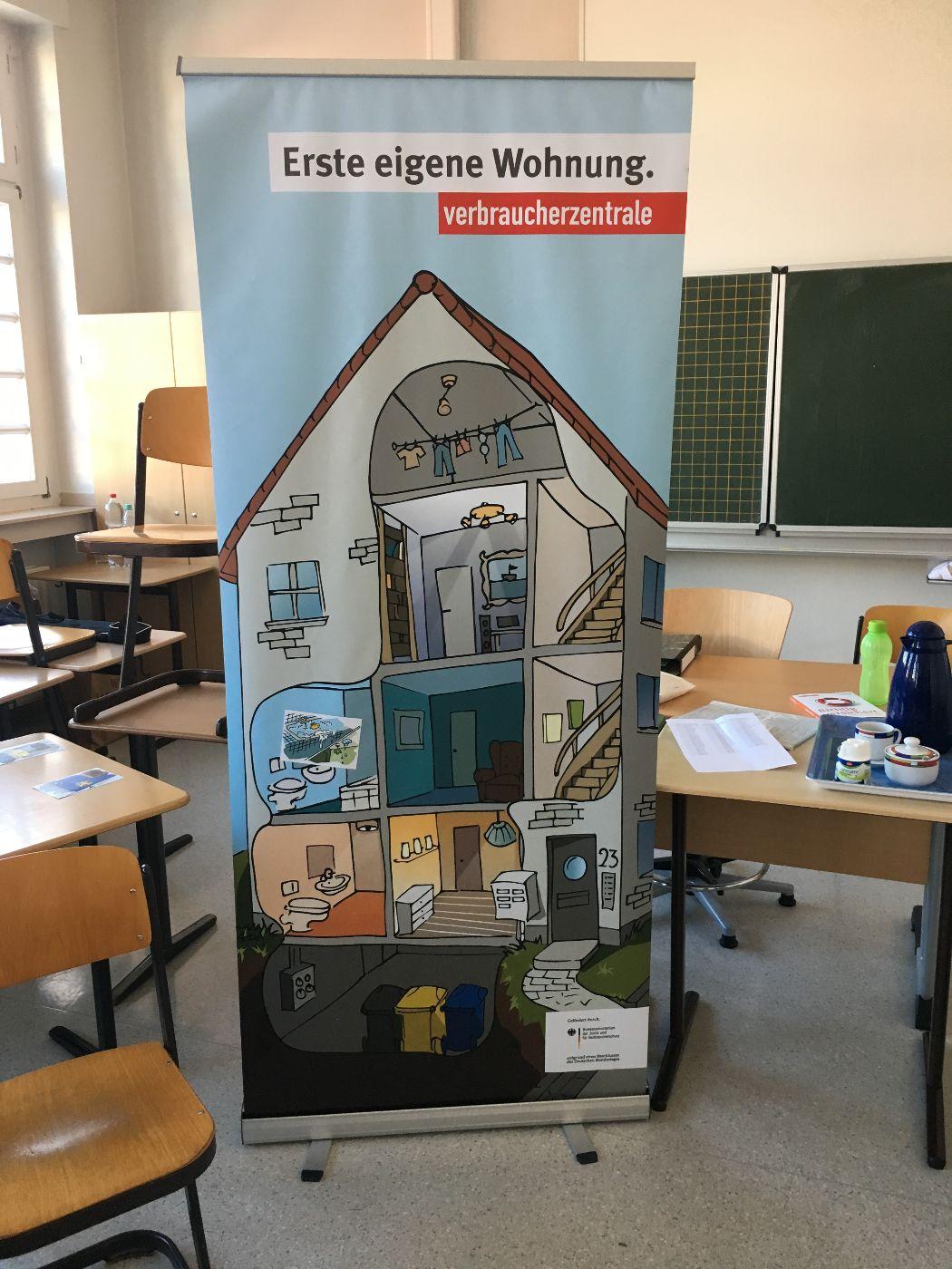 Workshop Die Erste Eigene Wohnung Für Den Abijahrgang Brede Online